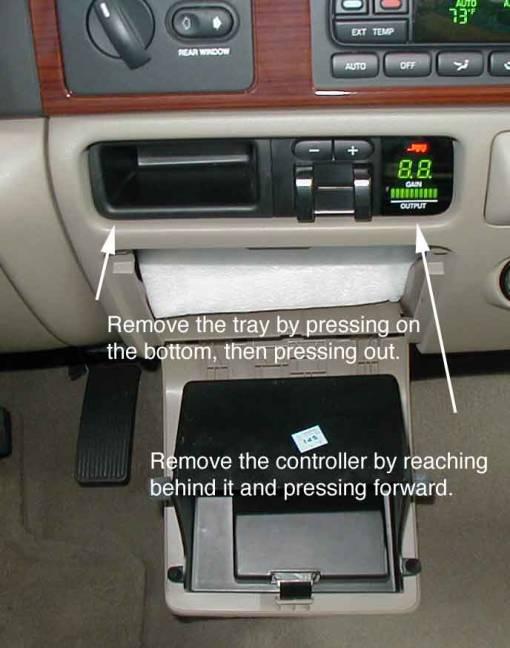 Installing Upfitter Switches F350   Free Programs